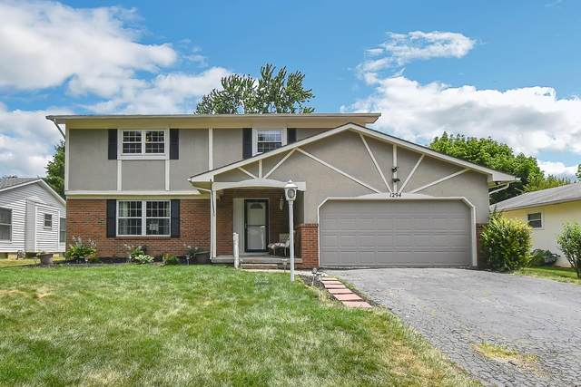 1294 Fletcher Drive, Reynoldsburg, OH 43068 (MLS #220021906) :: Signature Real Estate