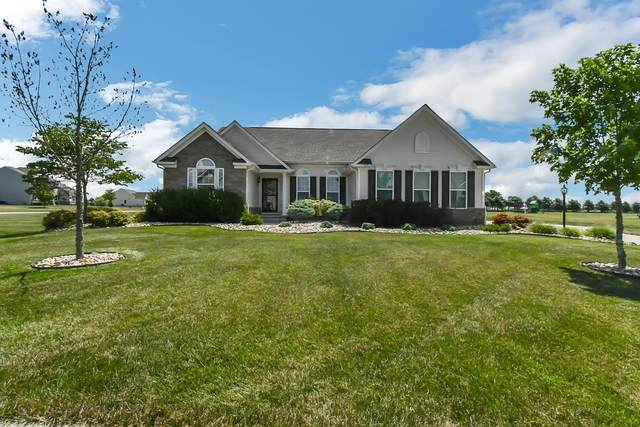 101 Manchester Drive, Pataskala, OH 43062 (MLS #220021939) :: The Raines Group