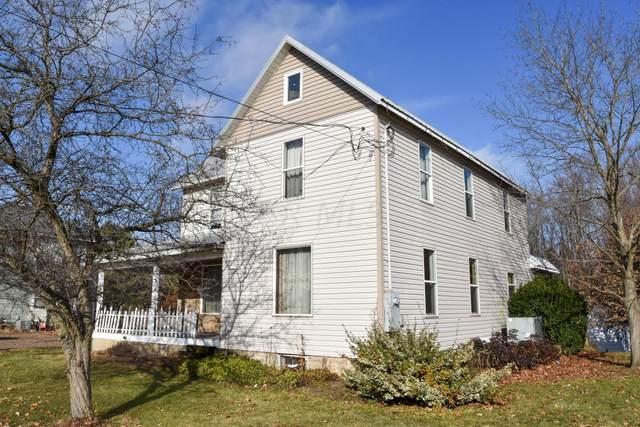 160 E Union Street, Mount Gilead, OH 43338 (MLS #220021952) :: Sam Miller Team