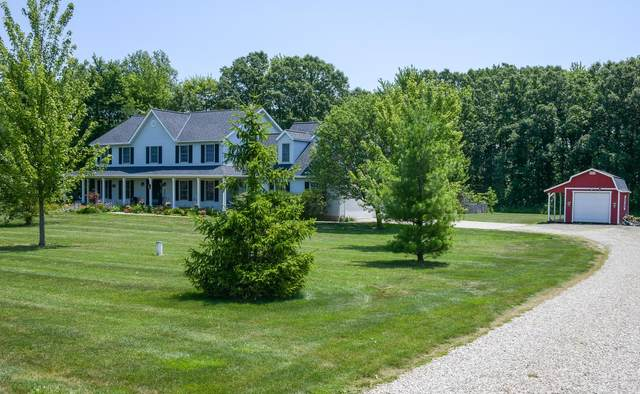 22379 Darby Pottersburg Road, Marysville, OH 43040 (MLS #220021969) :: Signature Real Estate