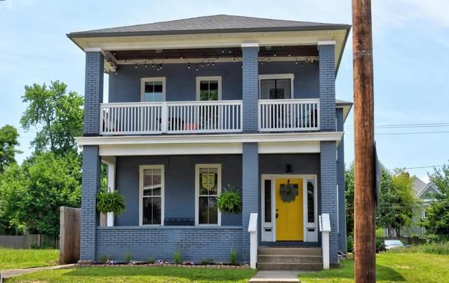 1223 Oak Street, Columbus, OH 43205 (MLS #220021995) :: Signature Real Estate