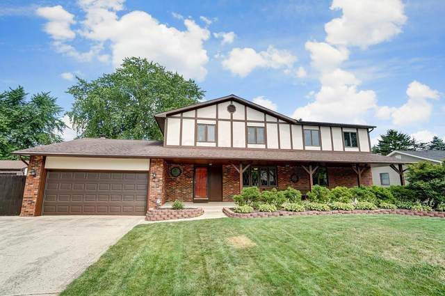 1184 Youngland Drive, Columbus, OH 43228 (MLS #220022001) :: Signature Real Estate