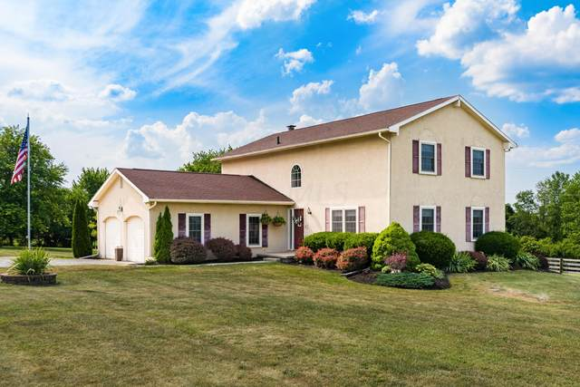 13395 Custers Point Road, Thornville, OH 43076 (MLS #220022006) :: Sam Miller Team