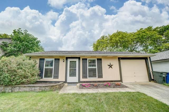 3823 Farm Brook Lane, Columbus, OH 43204 (MLS #220022017) :: The Holden Agency