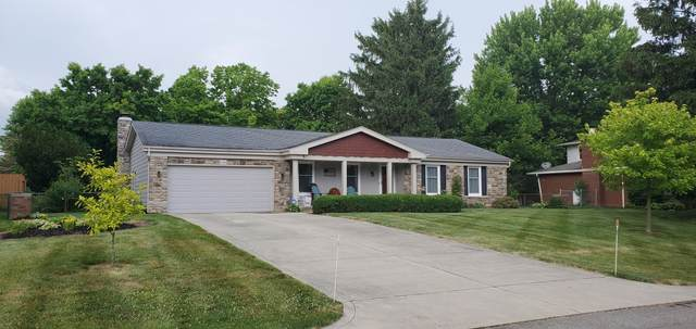 6280 Oakhurst Drive, Grove City, OH 43123 (MLS #220022030) :: The Raines Group