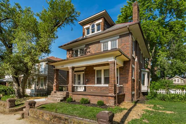 1189 Highland Street, Columbus, OH 43201 (MLS #220022032) :: The Raines Group