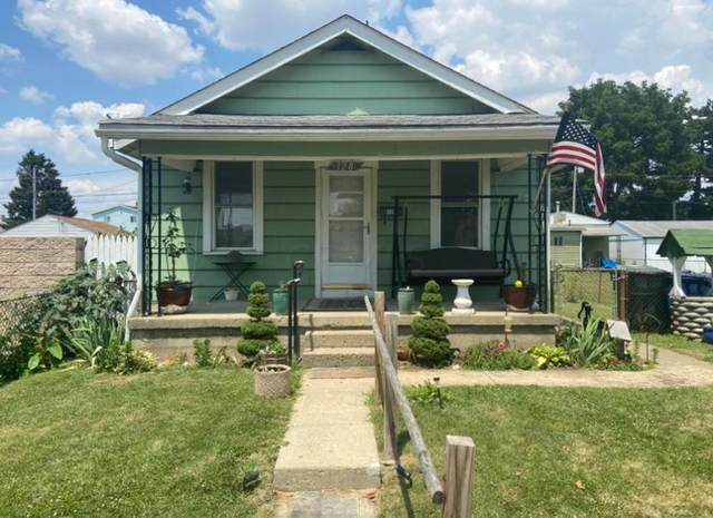 128 Benfield Avenue, Columbus, OH 43207 (MLS #220022033) :: The Raines Group