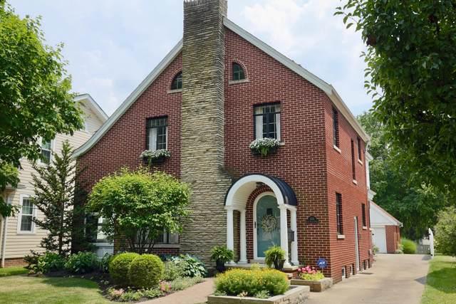 430 E Allen Street, Lancaster, OH 43130 (MLS #220022035) :: Signature Real Estate