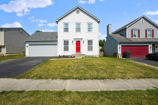 2059 Manley Way, Grove City, OH 43123 (MLS #220022037) :: The Raines Group