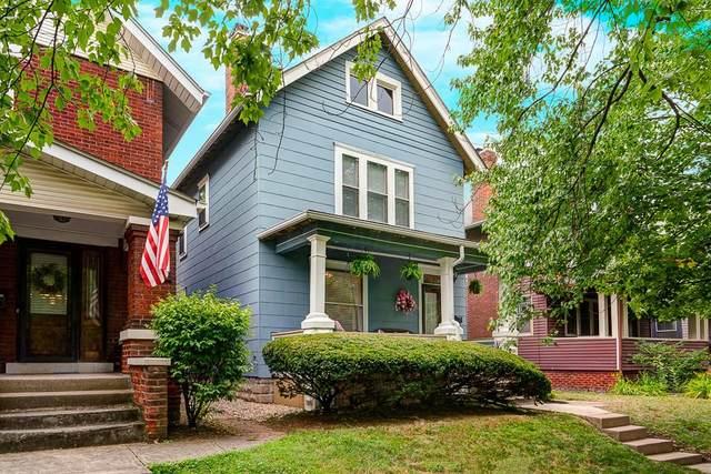 287 Stewart Avenue, Columbus, OH 43206 (MLS #220022054) :: Angel Oak Group