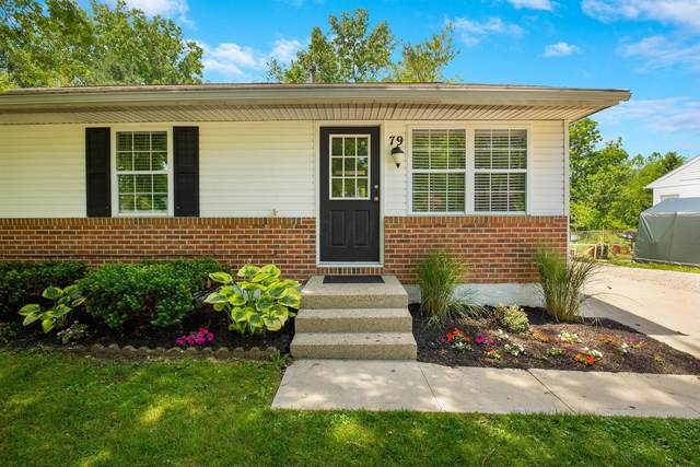 79 Westview Drive, Johnstown, OH 43031 (MLS #220022065) :: The Clark Group @ ERA Real Solutions Realty