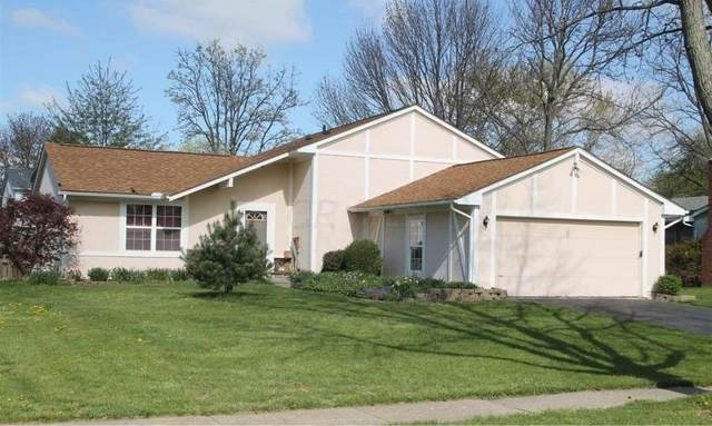 284 Old Coach Place, Canal Winchester, OH 43110 (MLS #220022174) :: Susanne Casey & Associates