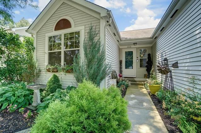 1508 Meadowlark Lane, Marysville, OH 43040 (MLS #220022179) :: Exp Realty
