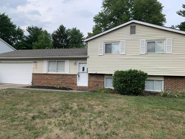 336 Seven Pines Drive, Pickerington, OH 43147 (MLS #220022185) :: Exp Realty