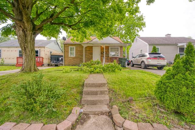2733 Atwood Terrace, Columbus, OH 43211 (MLS #220022201) :: Exp Realty
