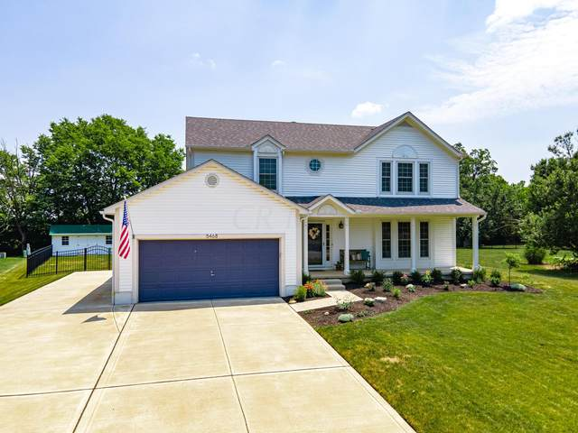 5468 Meadow Grove Drive, Grove City, OH 43123 (MLS #220022208) :: Exp Realty