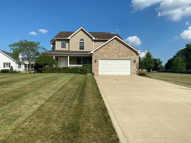 1915 E Choctaw Drive, London, OH 43140 (MLS #220022213) :: The Clark Group @ ERA Real Solutions Realty
