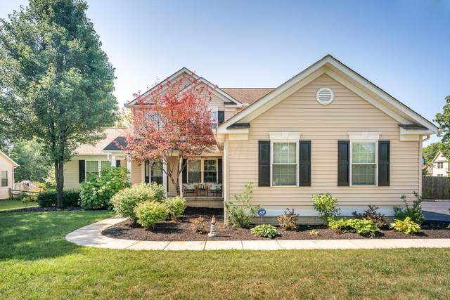 23 Jefferson Court, Pataskala, OH 43062 (MLS #220022229) :: The Holden Agency