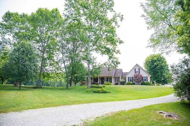 2857 Wheeling Road NE, Lancaster, OH 43130 (MLS #220022240) :: CARLETON REALTY