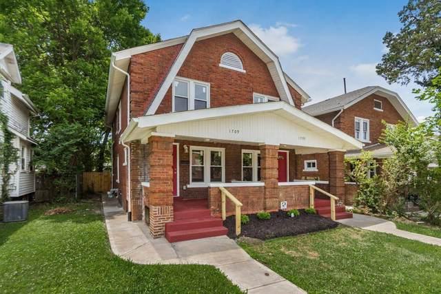 1707 Kent Street, Columbus, OH 43205 (MLS #220022262) :: CARLETON REALTY