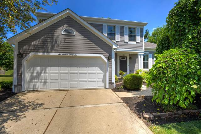 126 Windrow Court, Gahanna, OH 43230 (MLS #220022293) :: Exp Realty