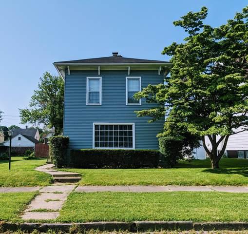 612 E Vine Street, Mount Vernon, OH 43050 (MLS #220022304) :: Susanne Casey & Associates