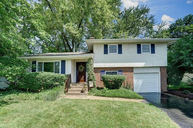 3510 Wenwood Drive, Hilliard, OH 43026 (MLS #220022317) :: Sam Miller Team