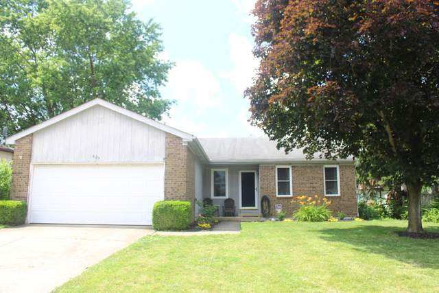 625 Executive Boulevard, Delaware, OH 43015 (MLS #220022318) :: The Clark Group @ ERA Real Solutions Realty