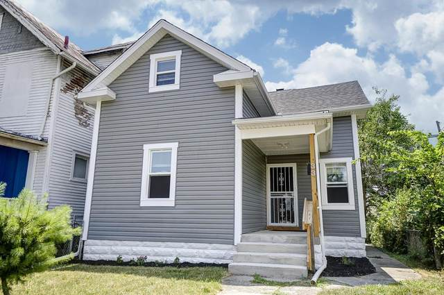 33 S Princeton Avenue, Columbus, OH 43222 (MLS #220022336) :: The Holden Agency