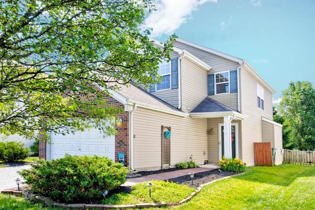 5775 Coldcreek Drive, Hilliard, OH 43026 (MLS #220022341) :: Exp Realty