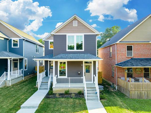 1438 Oak Street, Columbus, OH 43205 (MLS #220022388) :: Susanne Casey & Associates