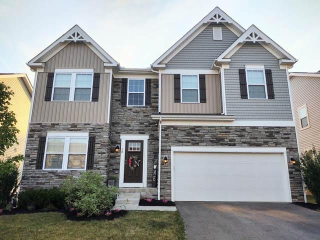 78 Carolyn Lane, Delaware, OH 43015 (MLS #220022422) :: Sam Miller Team