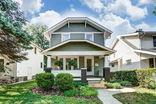 207 W Lakeview Avenue, Columbus, OH 43202 (MLS #220022428) :: Exp Realty