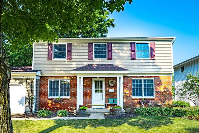 6813 Hayhurst Street, Worthington, OH 43085 (MLS #220022448) :: The Clark Group @ ERA Real Solutions Realty