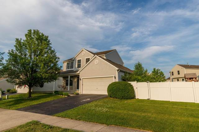 1620 Creekview Drive, Marysville, OH 43040 (MLS #220022451) :: The Clark Group @ ERA Real Solutions Realty