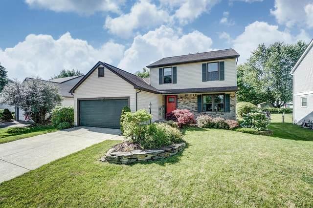 5507 Edie Drive, Hilliard, OH 43026 (MLS #220022467) :: Exp Realty