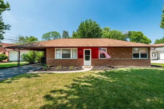 3431 Tudor Lane, Hilliard, OH 43026 (MLS #220022490) :: Exp Realty