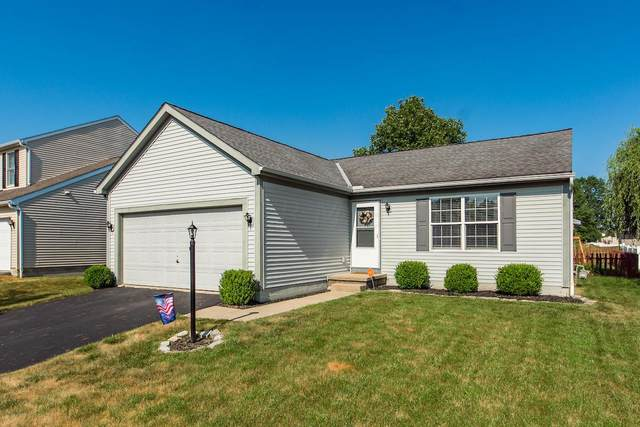1122 Streamside Drive, Blacklick, OH 43004 (MLS #220022496) :: Keller Williams Excel