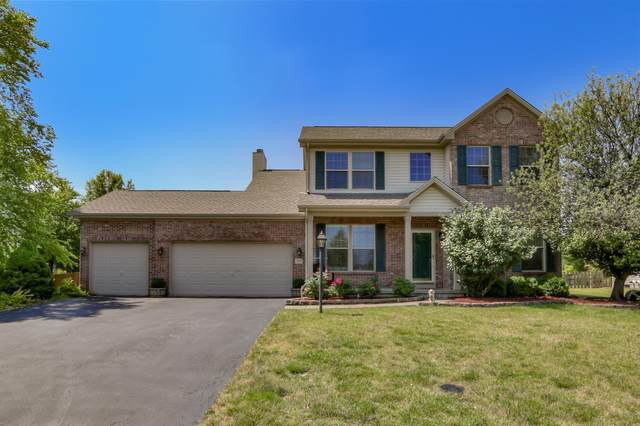 7614 Eagle Trace Drive, Westerville, OH 43082 (MLS #220022498) :: RE/MAX ONE