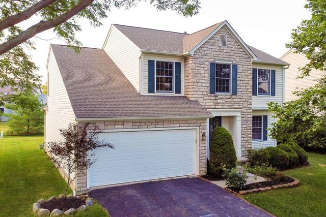 7281 Clancy Way, Westerville, OH 43082 (MLS #220022502) :: The Clark Group @ ERA Real Solutions Realty