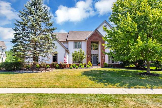 8297 Rookery Way, Westerville, OH 43082 (MLS #220022509) :: The Clark Group @ ERA Real Solutions Realty