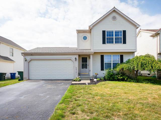6877 Laburnum Drive, Canal Winchester, OH 43110 (MLS #220022511) :: The Clark Group @ ERA Real Solutions Realty