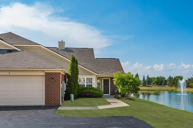 9 Greenhedge Circle, Delaware, OH 43015 (MLS #220022519) :: The Clark Group @ ERA Real Solutions Realty