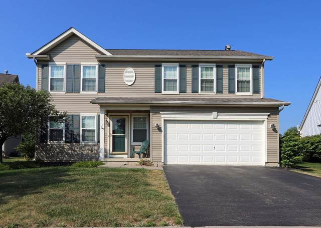 113 Blakemore Drive, Delaware, OH 43015 (MLS #220022528) :: The Clark Group @ ERA Real Solutions Realty