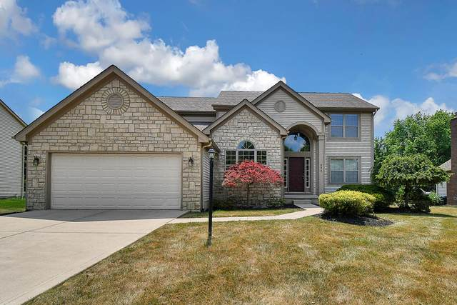 853 Selkirk Way, Pickerington, OH 43147 (MLS #220022542) :: The Clark Group @ ERA Real Solutions Realty