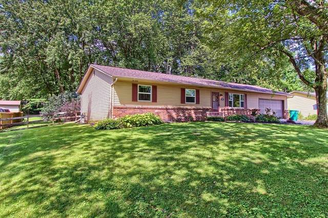 322 Donerail Drive SW, Pataskala, OH 43062 (MLS #220022543) :: The Holden Agency