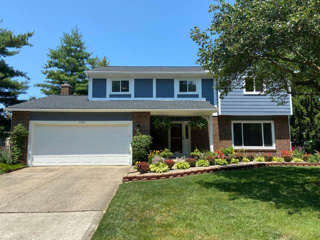 1110 Bryan Drive, Westerville, OH 43081 (MLS #220022545) :: The Clark Group @ ERA Real Solutions Realty
