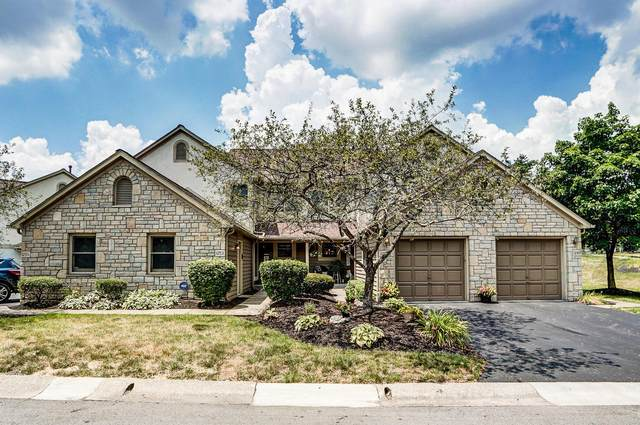1251 Spring Brook Court 1-1251, Westerville, OH 43081 (MLS #220022574) :: RE/MAX Metro Plus