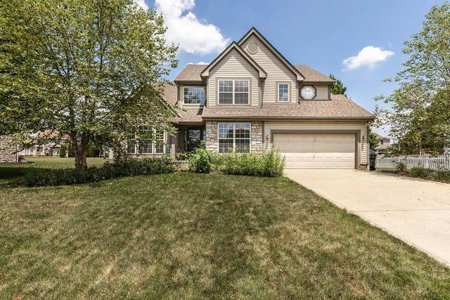 2954 Dunhurst Court, Grove City, OH 43123 (MLS #220022585) :: The Clark Group @ ERA Real Solutions Realty