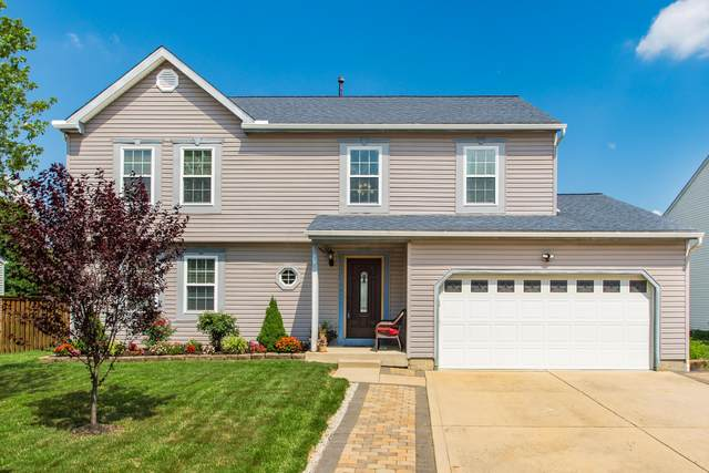 3704 Carlotta Street, Grove City, OH 43123 (MLS #220022607) :: The Clark Group @ ERA Real Solutions Realty